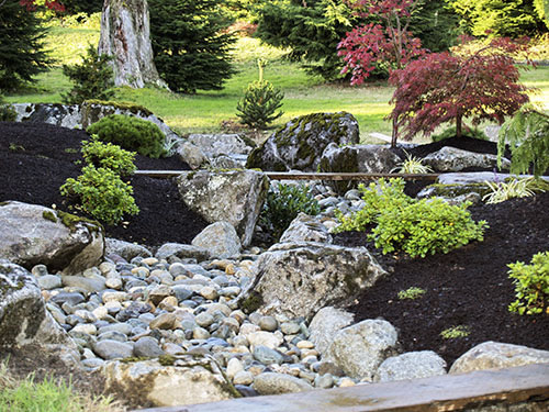 Zen Japanese Water Garden Designs WATER GARDEN KOI