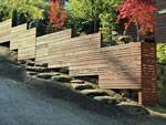 Japanese Wood Fence