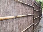 Japanese Bamboo Fencing