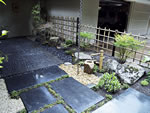 Japanese Garden10courtyard