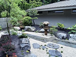Japanese Garden12courtyard